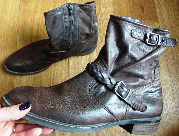 Брендовые ботинки Payl Green 41. 5 Кожа