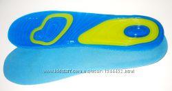 Силиконовые ортопедические стельки для спортивной обуви размер 41-48 мужск