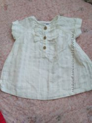 Кофточка, блуза Zara 6-9 мес