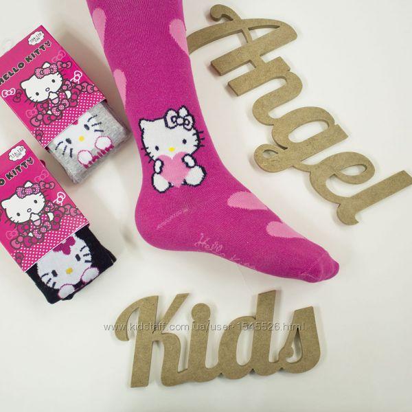Красивые, яркие колготки с любимыми героями Frozen, Hello Kitty