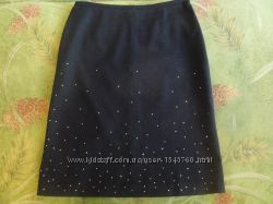 Теплая очень красивая юбка GAP