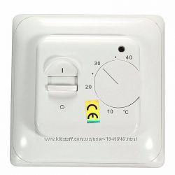 Термостат для отопления пола с датчиком температуры
