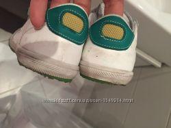 Кеды ботинки ортопедические кожаные туфли tifflani