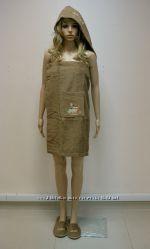 Набор для сауны женский махра, хлопок 100