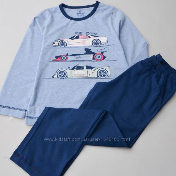 Пижама Baykar для мальчика от 3 до 9 лет