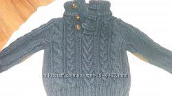 Теплый свитер GAP 6-12 мес