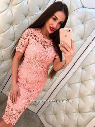 Нарядное вечернее платье, размер s-m