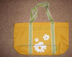 Яркая вместительная пляжная сумка Краски Лета Mary Kay