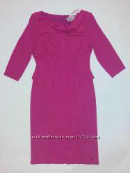 Стильное платье деловое, офисное, нарядное, демисезон, зима, peruna