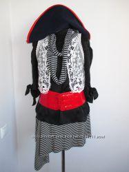 Пиратка карнавальный костюм 40-50