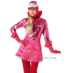 Rubies Гонщица 60х карнавальный костюм 42-44