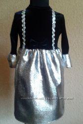 Большой выбор нарядных блестящих платьев