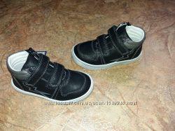 Модные деми кроссовки - ботинки на мальчика