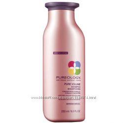 Pureology Volume Шампунь для увеличения объема для окрашенных волос, 250 мл