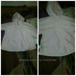 Куртка плащик