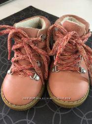 Демисезонные ботинки хайтопы Zara Зара13см