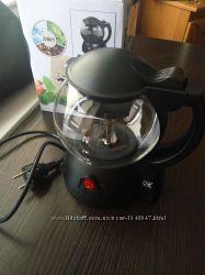 Электрочайник 3 в 1. Kalorik кофе-машиназапариватель чая германия