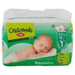 Итальянские подгузники Crescendo Оригинал