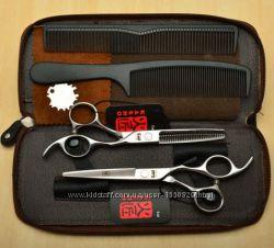 Ножницы парикмахерские 6. 0 Kasho  стальные