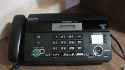 Продам факс Рanasonic KX-FT982 БУ
