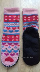 Теплые носочки для девочки по стельке 22 см