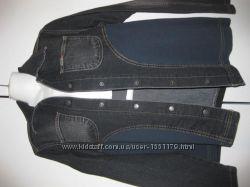 джинсовый пиджак Dekons Jeans