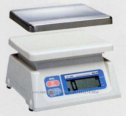 Весы кухонные бу AND SK 5001