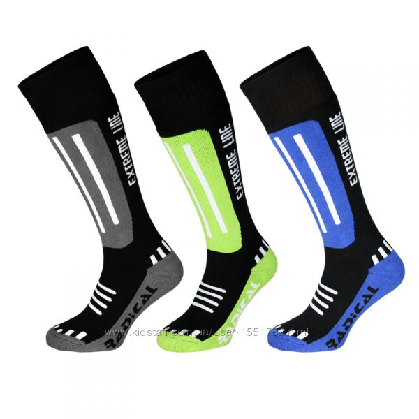 Лижні шкарпетки Radical Extreme Line Польща, чоловічі, жіночі
