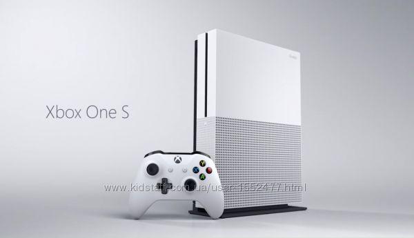 Игровая приставка УЖЕ С ИГРАМИ Microsoft Xbox One S в АРЕНДУ