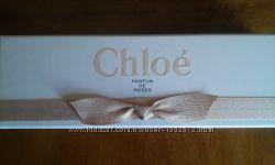 Оригинальный набор миниатюр Chloe Parfum de Roses Шикарный Новый