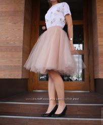 Фатиновая юбка юбка пышная из евросетки