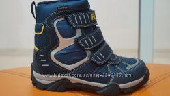 Ботинки мальчик мембрана зима