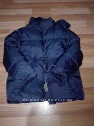 Детская теплая куртка для мальчика