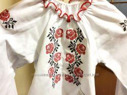 Вышиванка для девочки и подростка девушки d66aedf59e97f