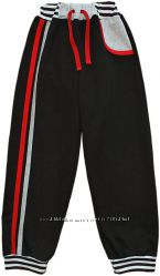 Спортивные штаны с легким начёсом