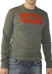 Крутой мужской свитшот кофта LEVI&acuteS