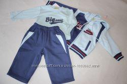 Спортивні костюми для хлопчика  дівчинки 3 в 1