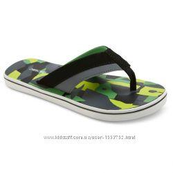 Шлепки сланцы вьетнамки для мальчика Skate Flip Flop Sandals Cherokee США