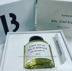 Нишевый парфюм Byredo Bal D&acuteAfrique.
