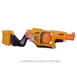 Nerf Doomlands 2169 Lawbringer Blaster  Нерф Думлэндс Бластер Законник