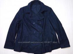 Мужской пиджак на флисе