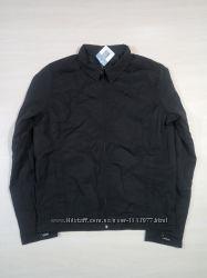 Куртка с воротником размер М 10-3 О