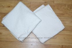 Набор из 2х белых полотенец размер 50х105  15-129 Я
