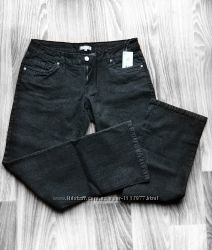 Женские темно серые джинсы размер 42 1-1-6 M1
