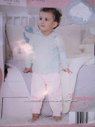 Детская пижамка размер 86-92 17-19 О