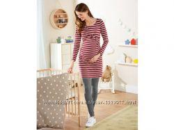 Платье для будущих мам с длинным рукавом размер М,  24-95 Ю