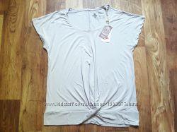 Йога-футболка из бамбукового волокна размер S, 25-45 Ю