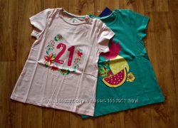 Набор из двух детских футболок размер 110 116 22-108 M1