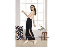 Черная юбка макси размер М 22-47 О