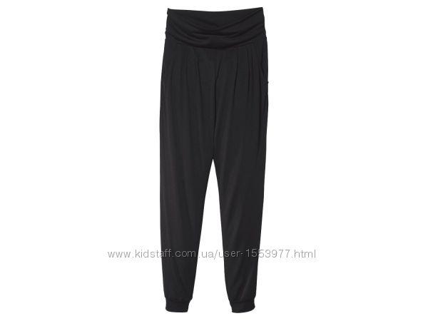 Черные штаны с резинкой размер S 27-30 О